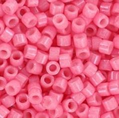 DB-1371 Miyuki Delica Opaque Dyed Carnation Pink 11/0