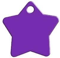 Star Purple aluminium