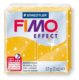 Fimo Effect  Glitter Goud  No.112