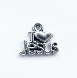 Bedel Religieus I Love Jesus