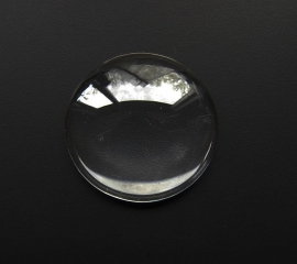 Glas cabochon Rond 30 mm