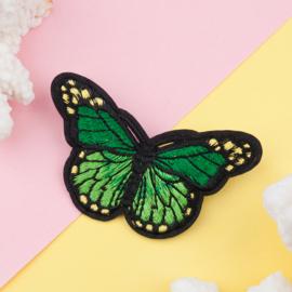 Applicatie Vlinder Groen MET SPELD