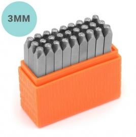 Bridgette Basis Lowercase 3mm ImpressArt