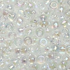 08-250 Miyuki Transparant AB Crystal 8/0