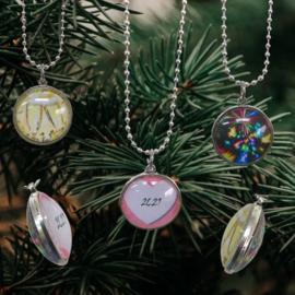 Dag 12 Materialenpakketje Oud & Nieuw Hanger 12 days of Christmas