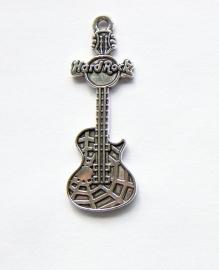 Gitaar 008 Hardrock Cafe Tibetan Silver