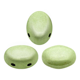 Samos Opaque Light Green Ceramic Look
