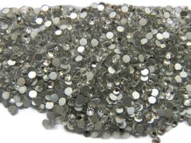 Rhinestone Flatback  SS12 Transparant Crystal 3mm