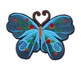 Applicatie Vlinder Blauw