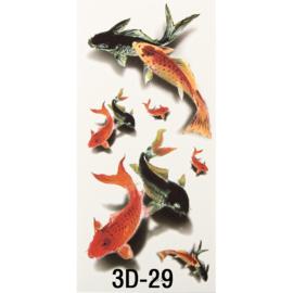 Tattoo's  3D-29