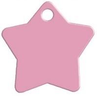 Star Pink aluminium
