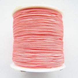 Chinese Knotting Cord  Licht Roze