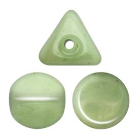 ILOS Opaque Light Green Ceramic Look