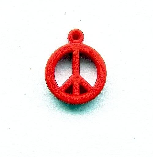 Peace bedels Rood
