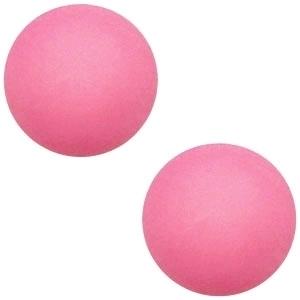 Cabochon Polaris matt 20 mm Rose Pink