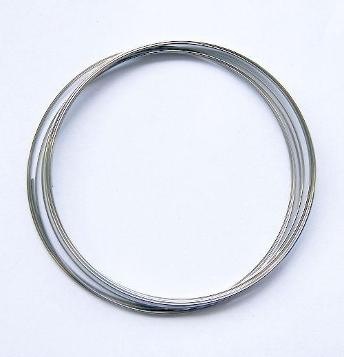 VOORDEELVERPAKKING Memory Wire / Armband spang 65mm