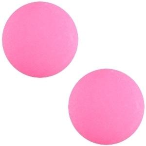 Cabochon Polaris matt 20mm Magenta pink