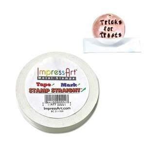 Stamp Straight Tape ImpressArt