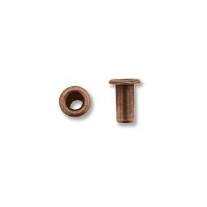Copper Plate Hollow eyelet