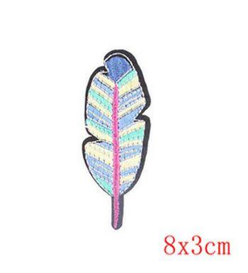 Applicatie Pastel Feather