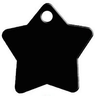 Star Black aluminium