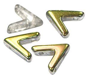 AVA® Bead  Crystal  Vitrail (10st)