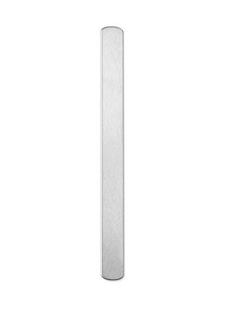 Ring strip aluminium 6.3x68.5mm small Wrap