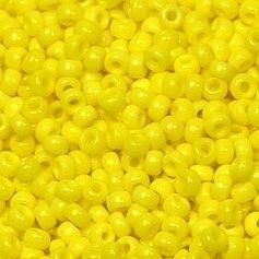 11-404 Miyuki Opaque Yellow 11/0