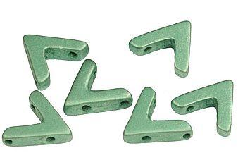 AVA® Bead Metallic Emerald (10st)