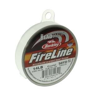 Fireline 0,22mm rol 45 meter Crystal