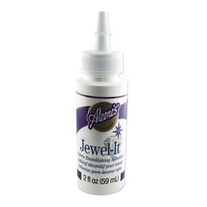 Aleene's Jewel-it Embellishing Glue voor textiel