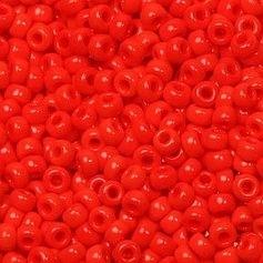 08-407 Miyuki Opaque Vermilion Red 8/0