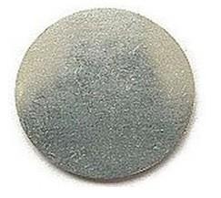 Tag rond aluminium 38mm