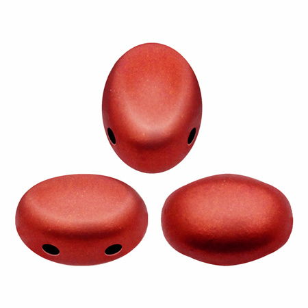Samos Red Metallic Mat