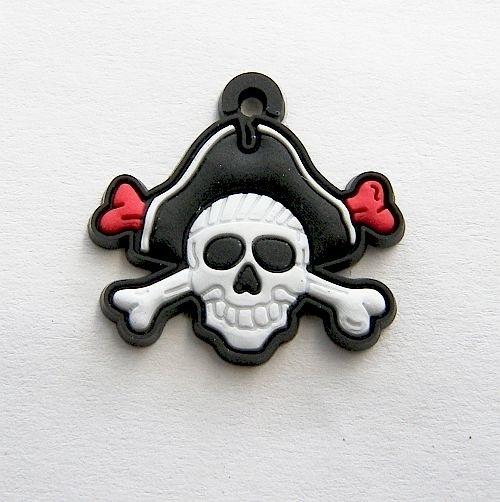 Rubber Bedel Piraat