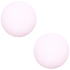 Cabochon Polaris matt 20 mm Pastel pink