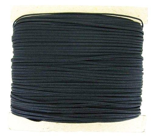 Soutache koord Black 2,3mm