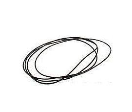 Elastische bandjes voor Endless Loom 15,2cm ZWART (12st.)
