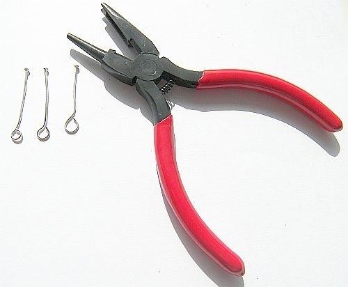 Rondbek en Concaaf Tang (loop maker)