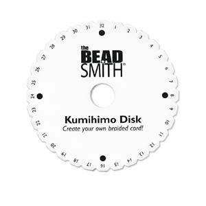 Kumihimo Vlechtschijf 15cm