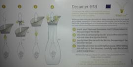 Decanter Era, waterkaraf 2.0