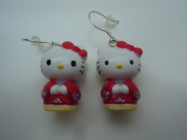 Hello Kitty oorbellen 35
