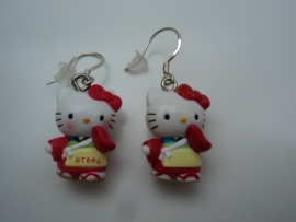 Hello Kitty oorbellen 23