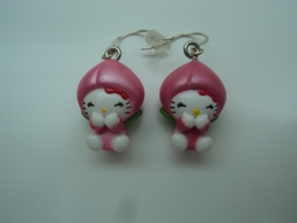 Hello Kitty oorbellen 18