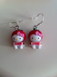 Hello Kitty oorbellen 5