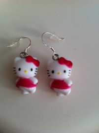 Hello Kitty oorbellen 8
