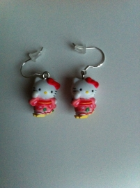 Hello Kitty oorbellen 16