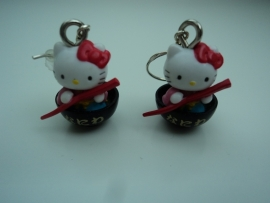 Hello Kitty oorbellen 19