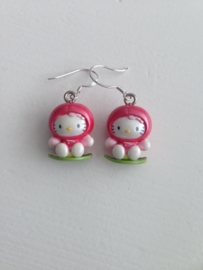 Hello Kitty oorbellen 46