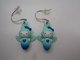Hello Kitty oorbellen 27